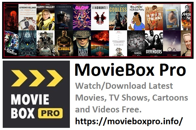 Moviebox pro download
