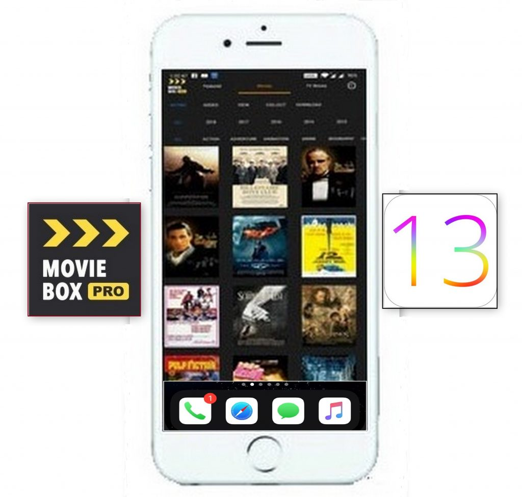 Movie box pro ios 13