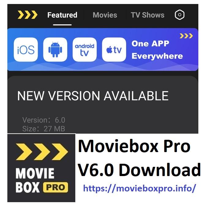 moviebox pro v6.0