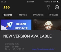 moviebox pro apk v6.6