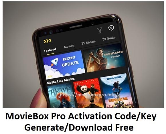 moviebox pro activation code