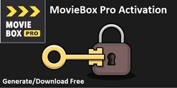 moviebox pro activation code free