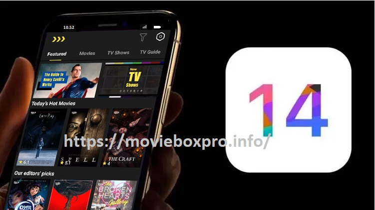 moviebox pro ios 14